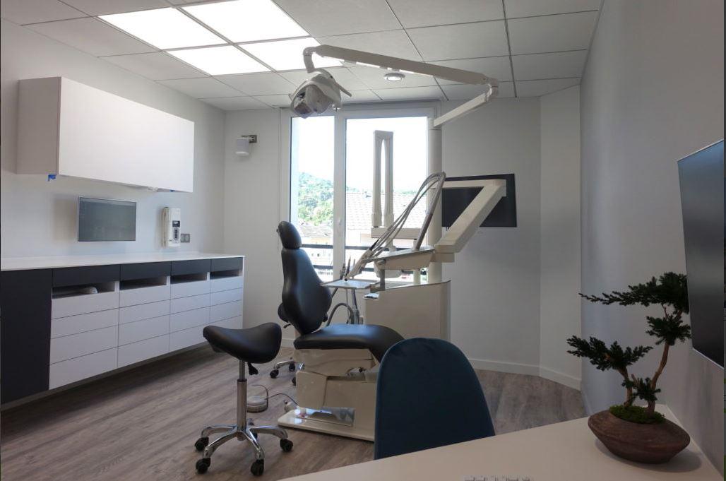 Salle de soins cabinet des Savoies